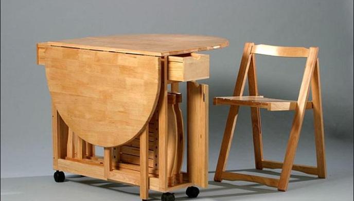 Вариант стола для дачи