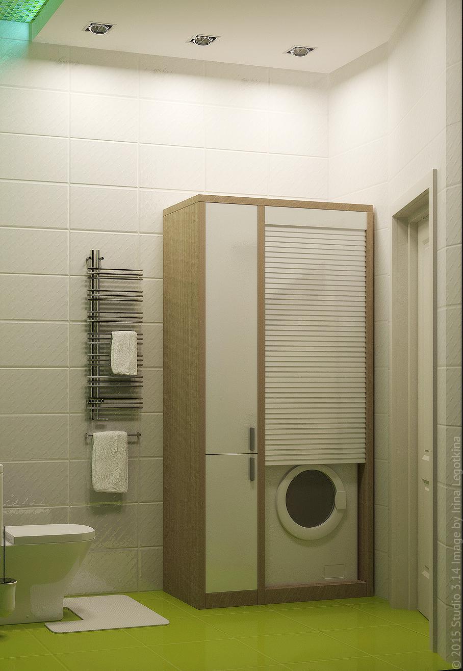 Вертикальный шкаф