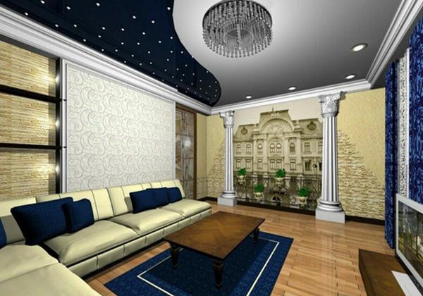 Выбор дизайн зала