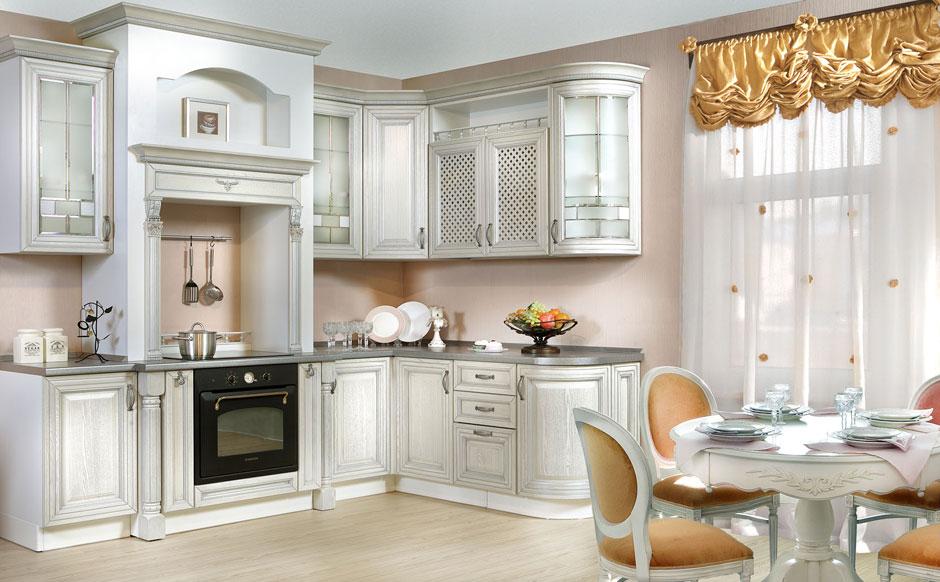 Выбор интерьера кухни