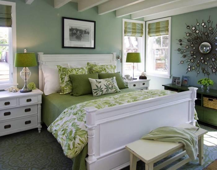 Выбор кровати для небольшой спальни