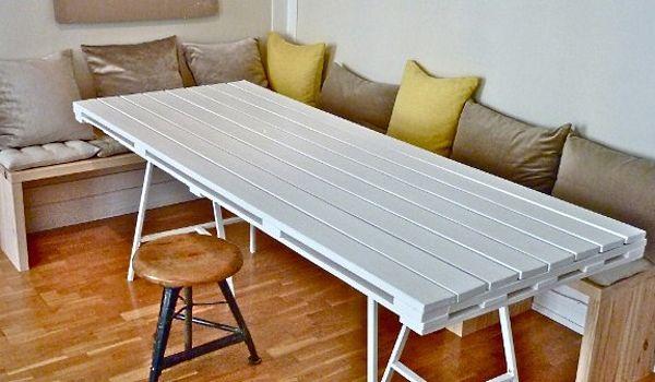 Выбор современного стола