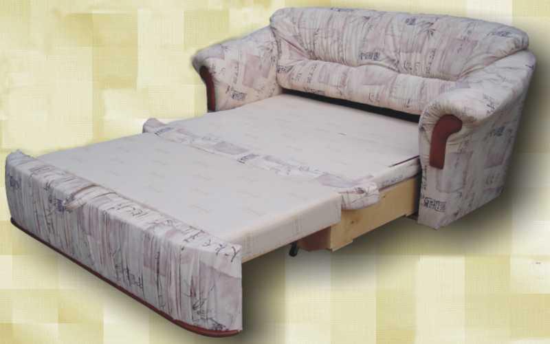 Выкатной механизм дивана