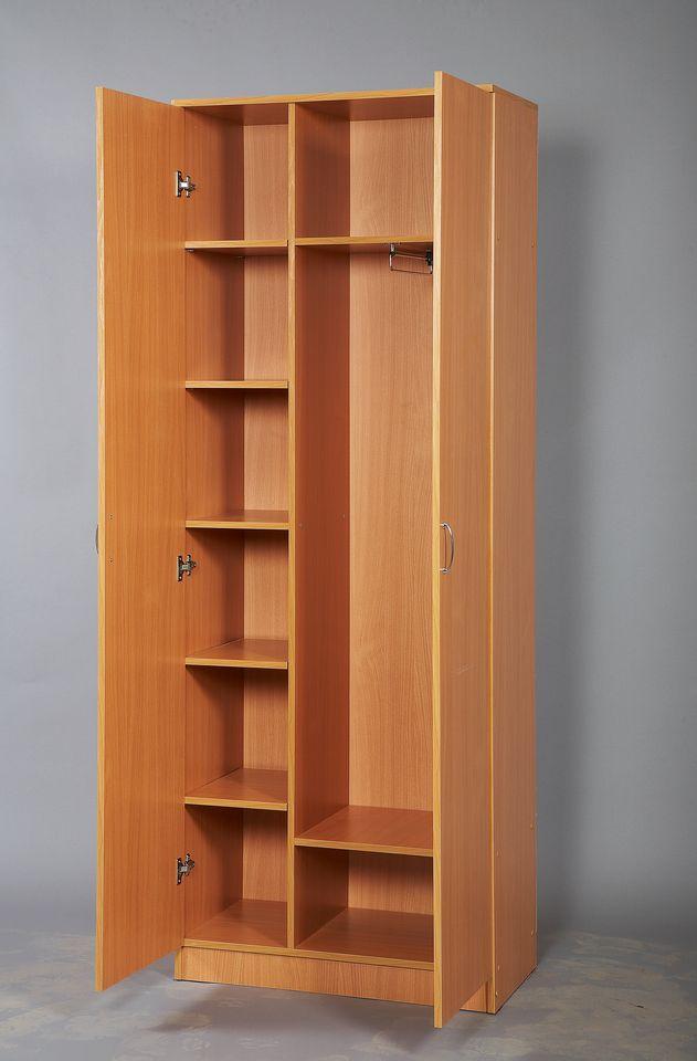 Закрытый шкаф для школы