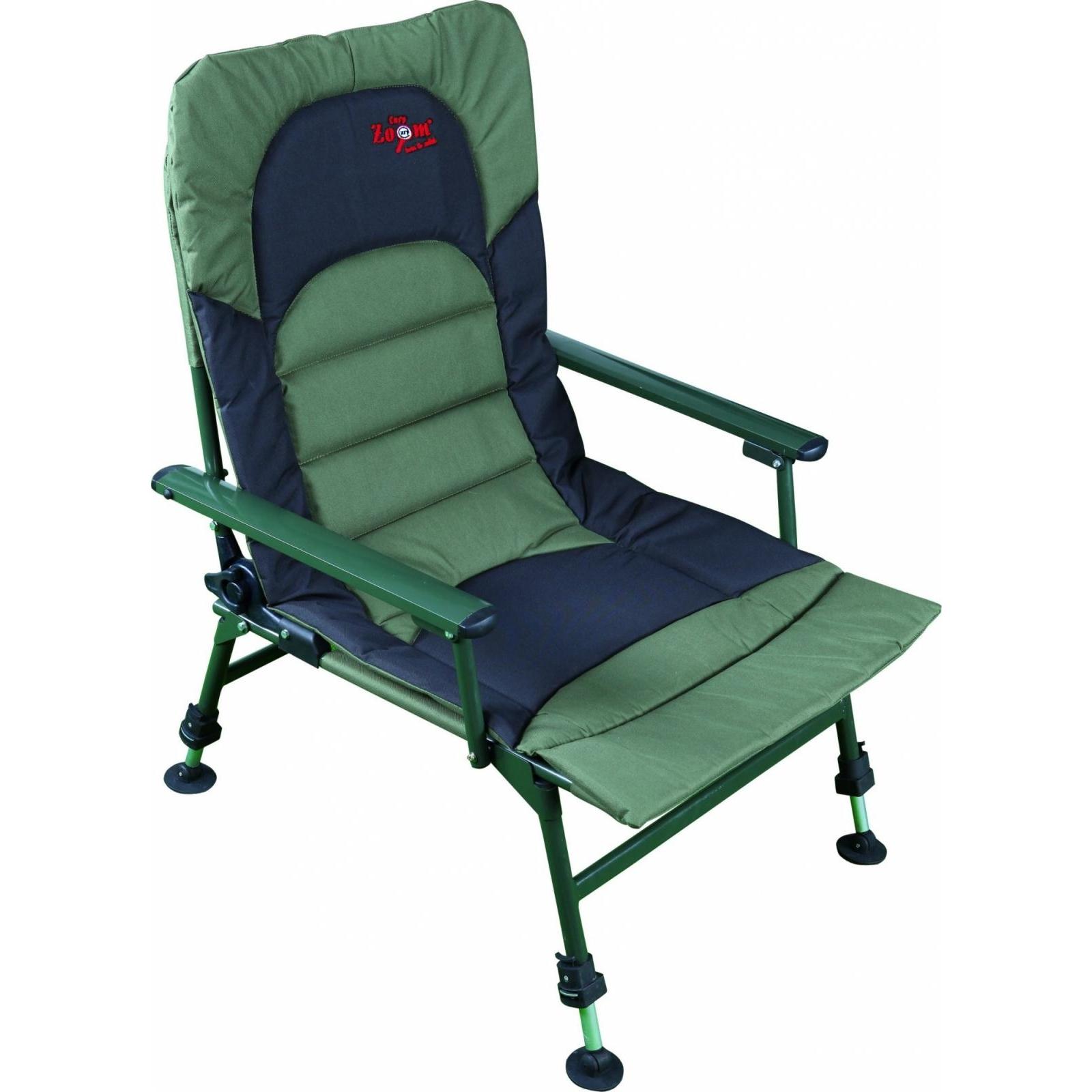 Зеленое удобное кресло
