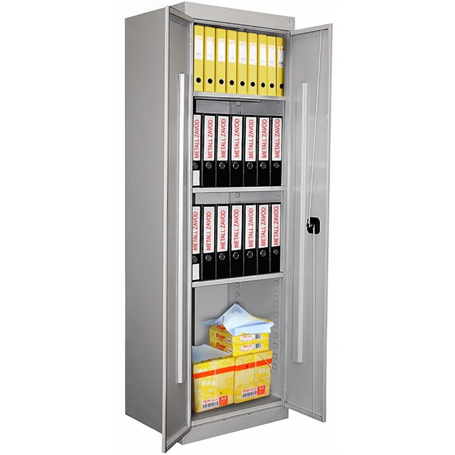 Архивный распашной шкаф