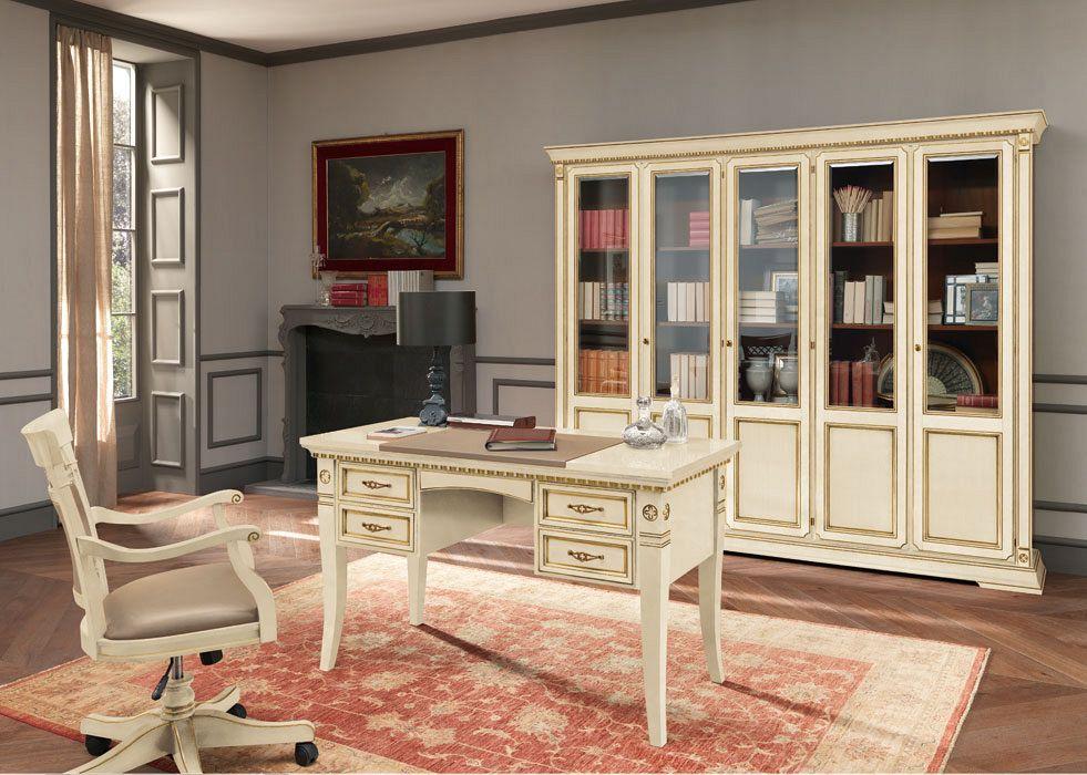 Белая дорогая мебель