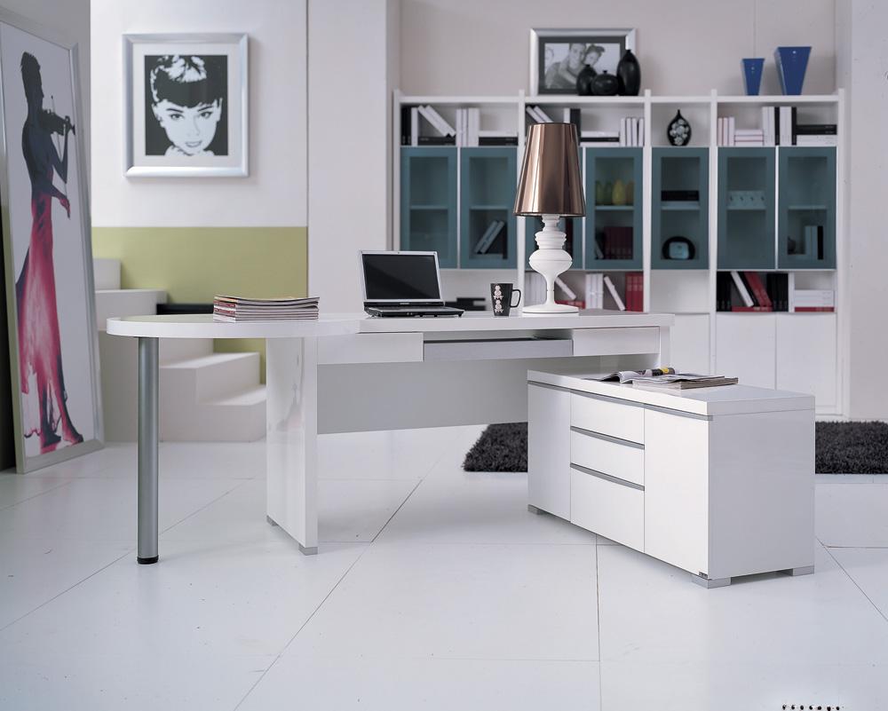 Белоснежные предметы мебели