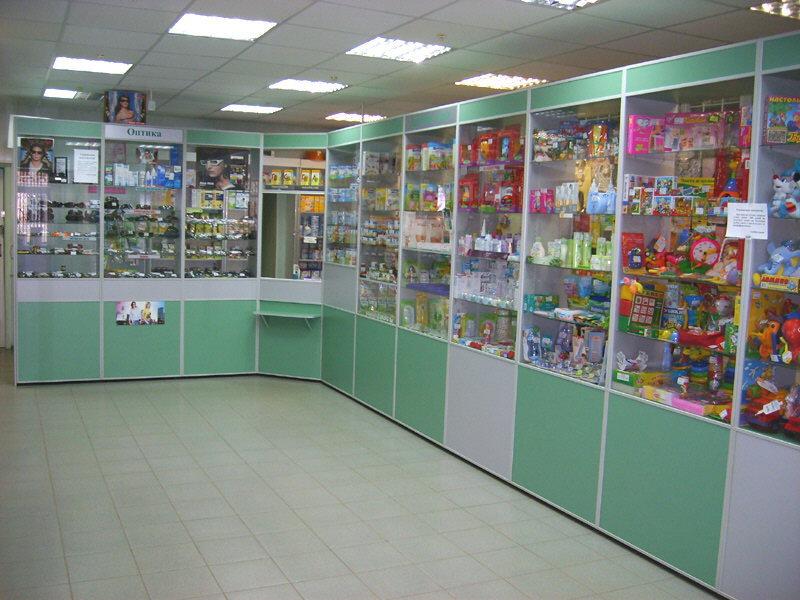 Большие аптечные шкафы