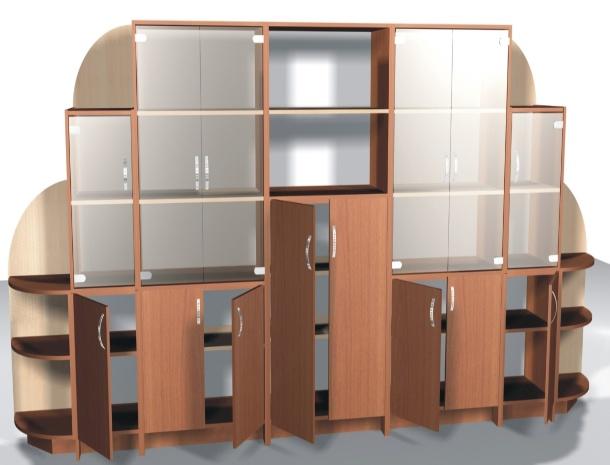 Большой практичный шкаф