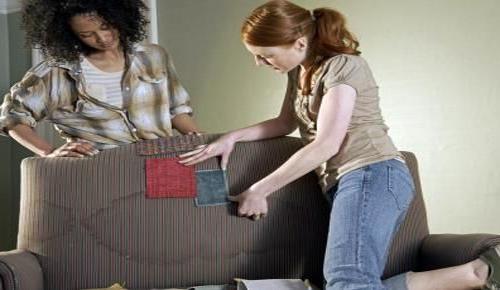 Декор обивки мебели своими руками
