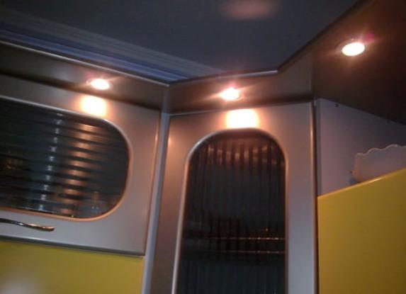 Декоративное освещение помещения