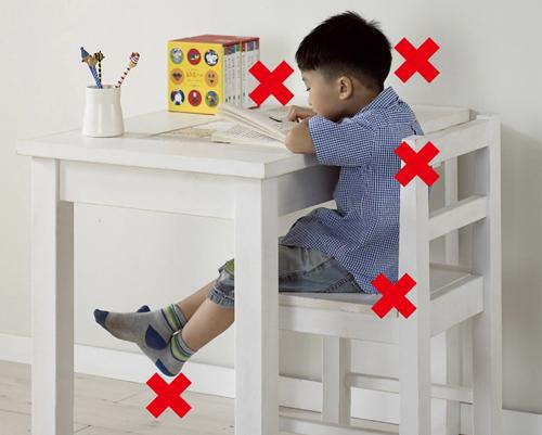 Делаем комнату ребенку удобной