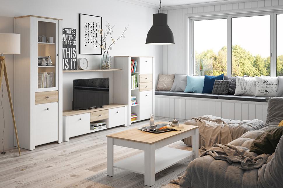 Деревенский стиль мебели