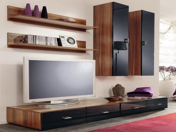 Деревянная практичная мебель