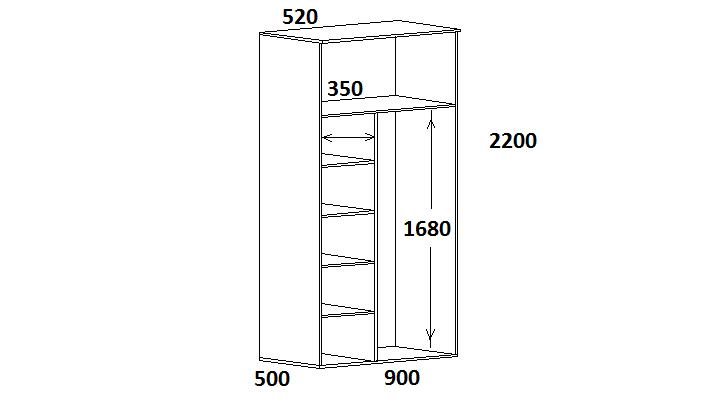 Деталировка корпусной мебели