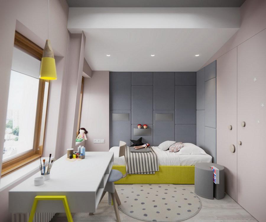 Детская комната 2018 года