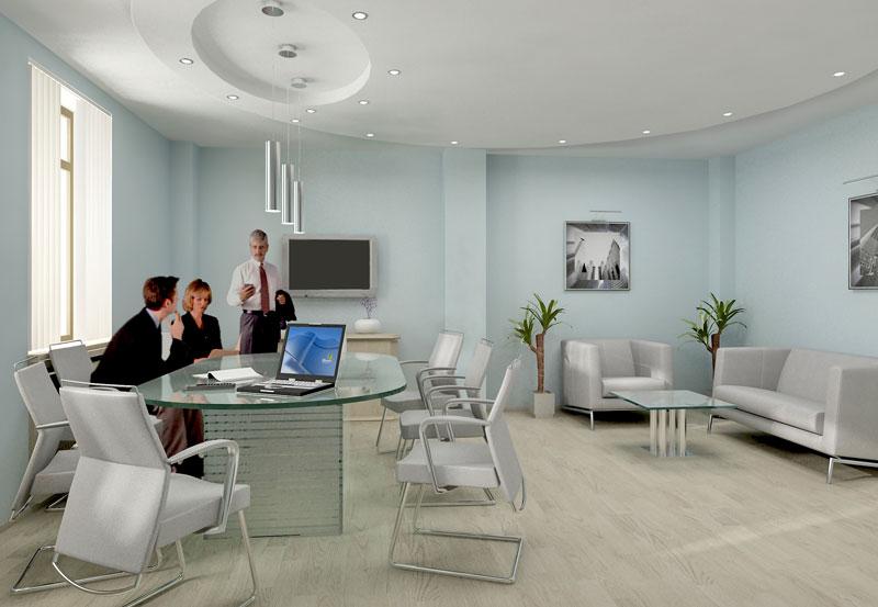 Дизайн офиса это лицо компании