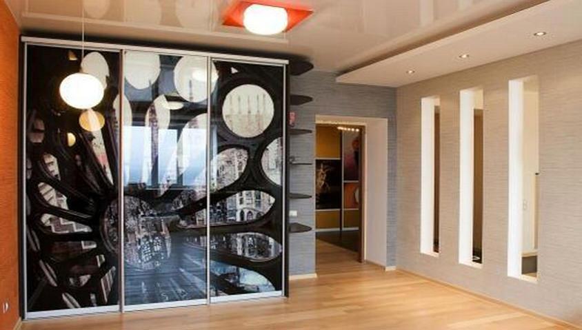 Дизайн шкафа