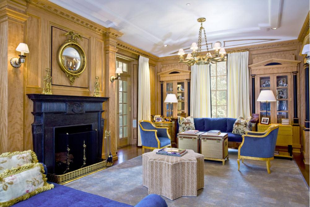 Дубовая красивая мебель