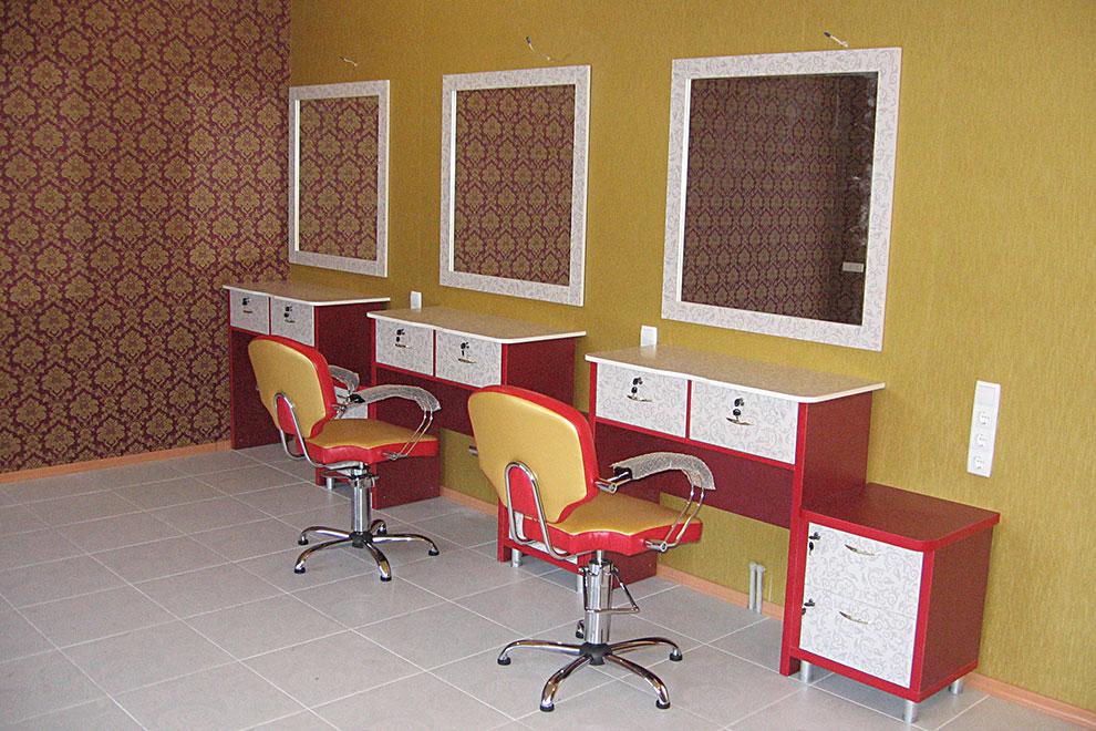Эконом мебель для салона красоты