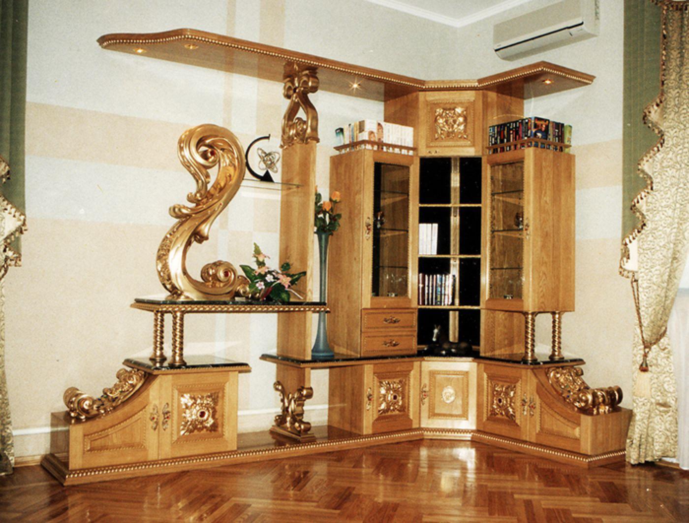 Эксклюзивная угловая мебель