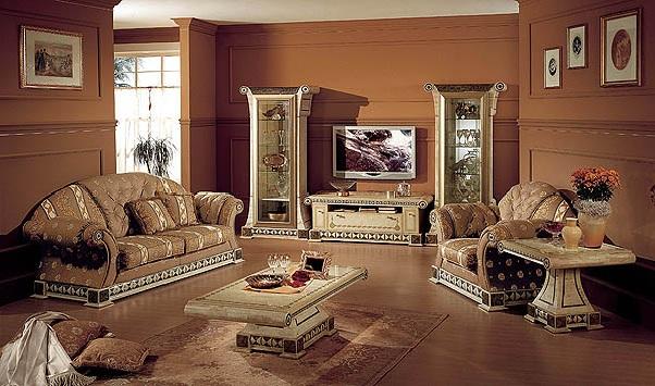 Элитная мебель для гостиной комнаты