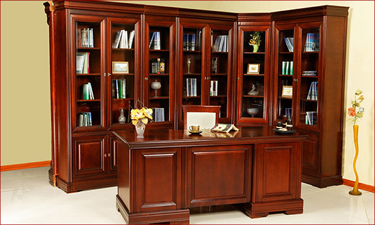 Элитная мебель для кабинета