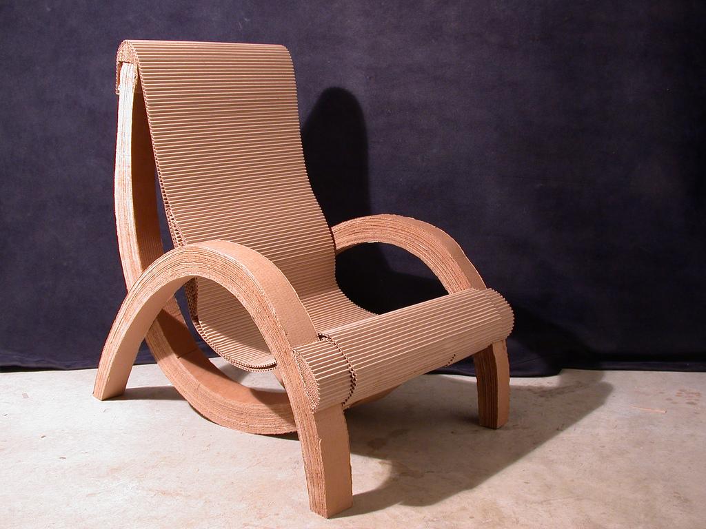 Фигурное кресло
