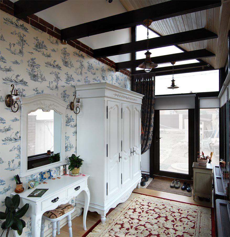 Фото современного интерьера маленькой комнаты
