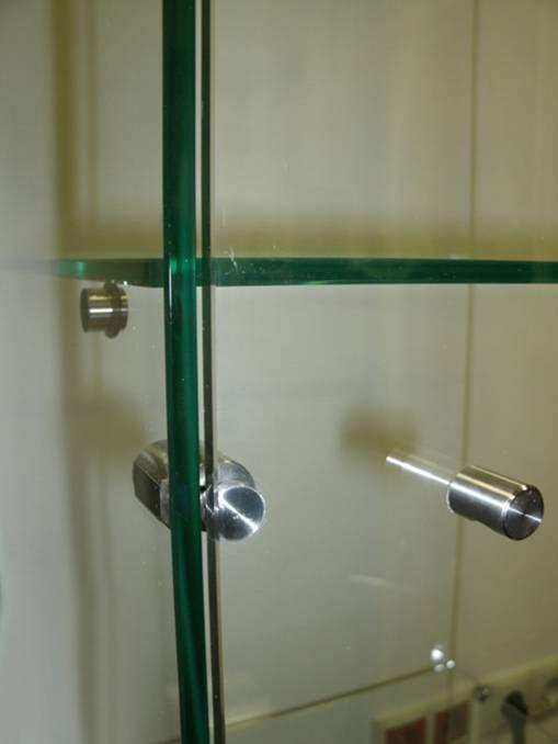 Фурнитура для изделий из стекла
