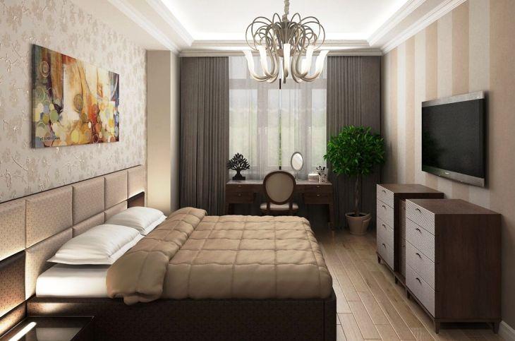 Где поставить кровать в квартире