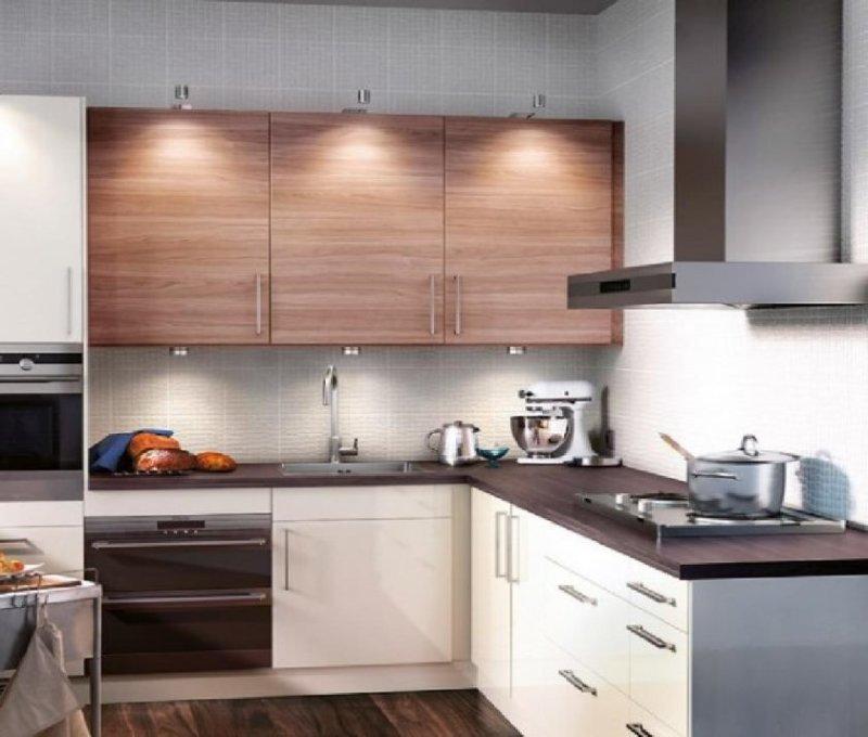 Где поставить кухонный гарнитур