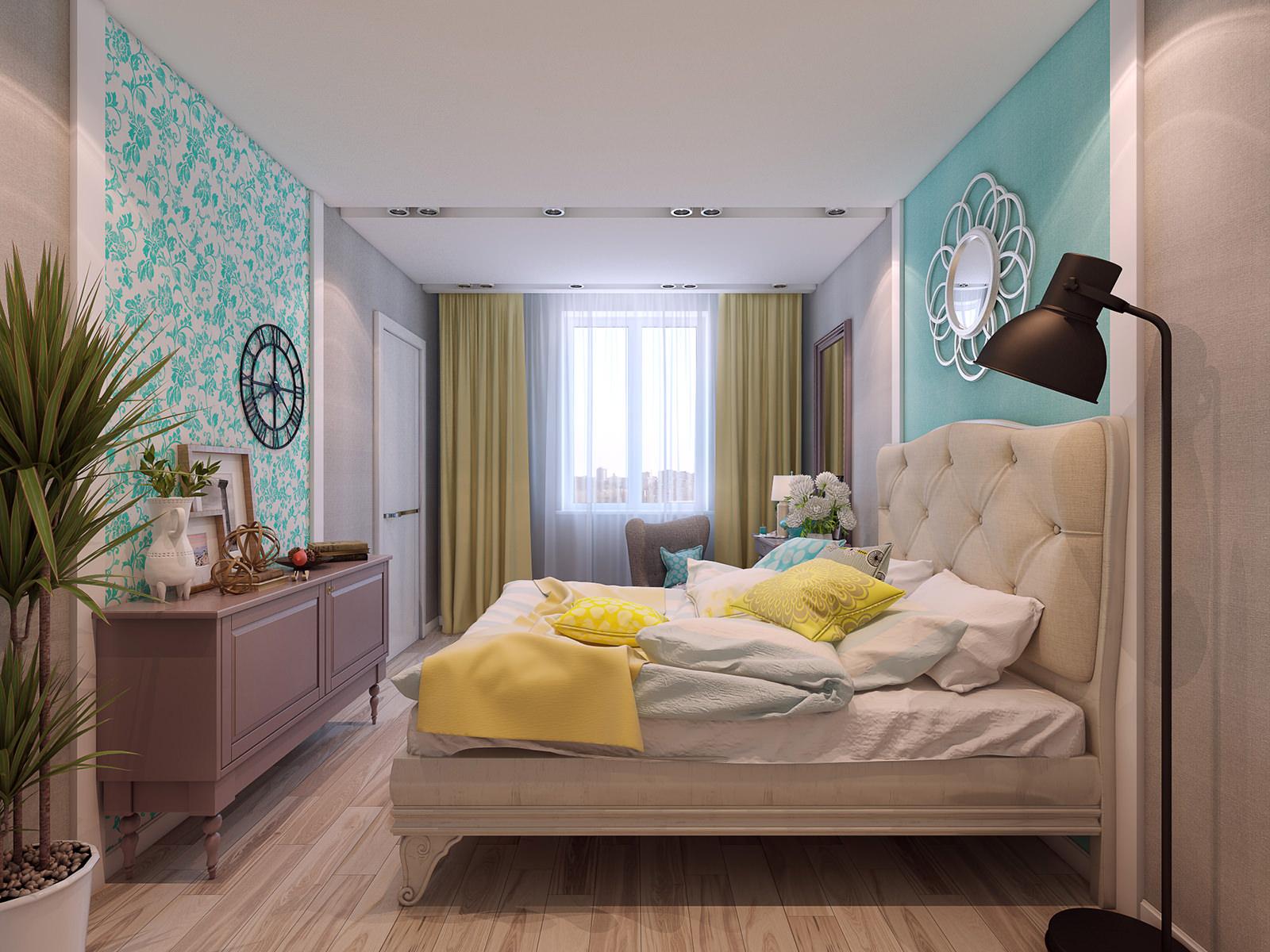 Где разместить кровать в доме