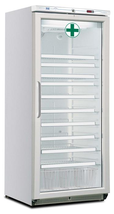 Холодильные шкафы для торгового зала
