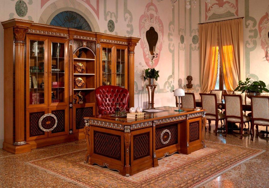 Художественная корпусная мебель