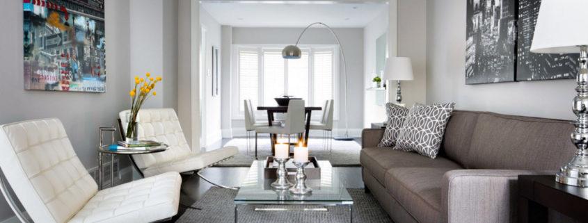 Идеи для создания интерьера гостиной