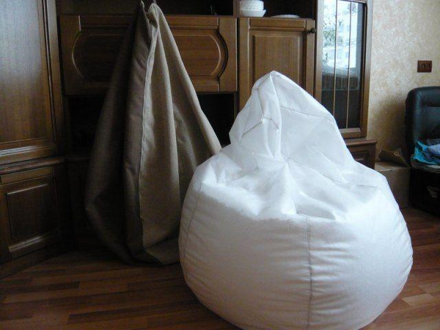 Инструкция по изготовлению креслу-подушке