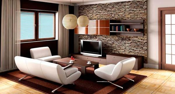 Интерьеры однокомнатных квартир