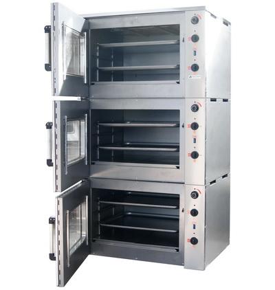 Использование жарочных шкафов