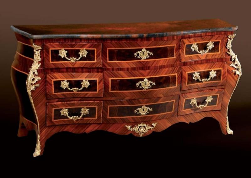 Итальянская мебель из палисандра