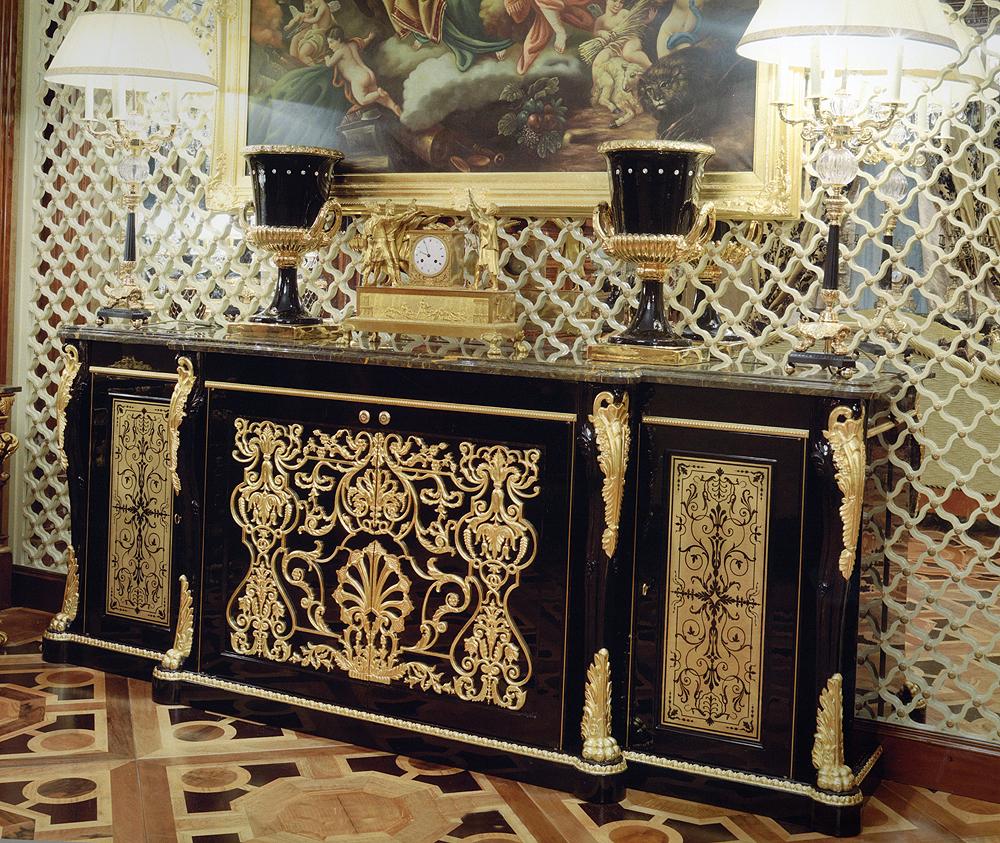 Итальянская шикарная мебель