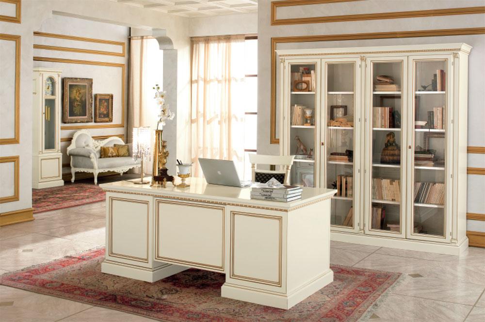 Изящный стиль кабинета директора