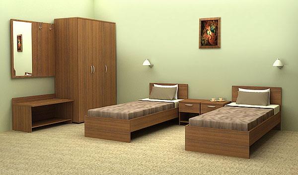 Изысканный шарм мебели для гостиницы