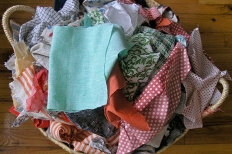 Как использовать остатки ткани
