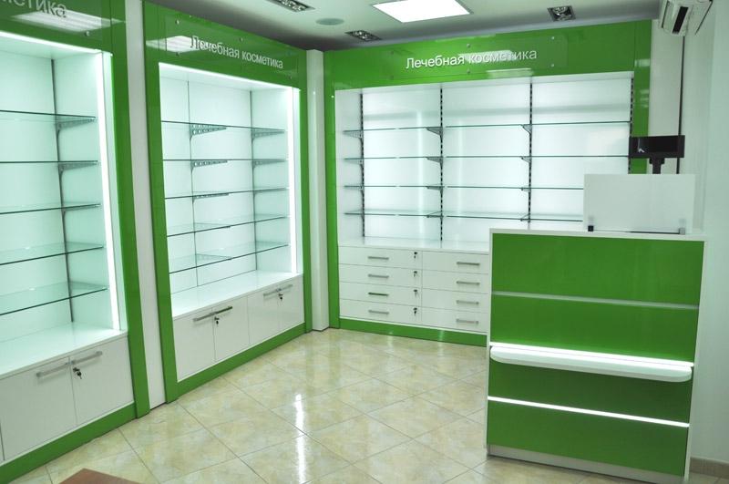 Как обустроить аптечное помещение