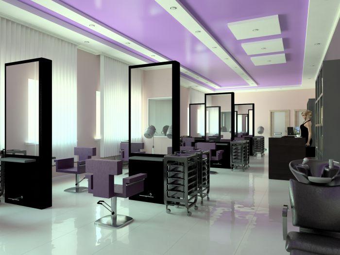 Как обустроить салон красоты