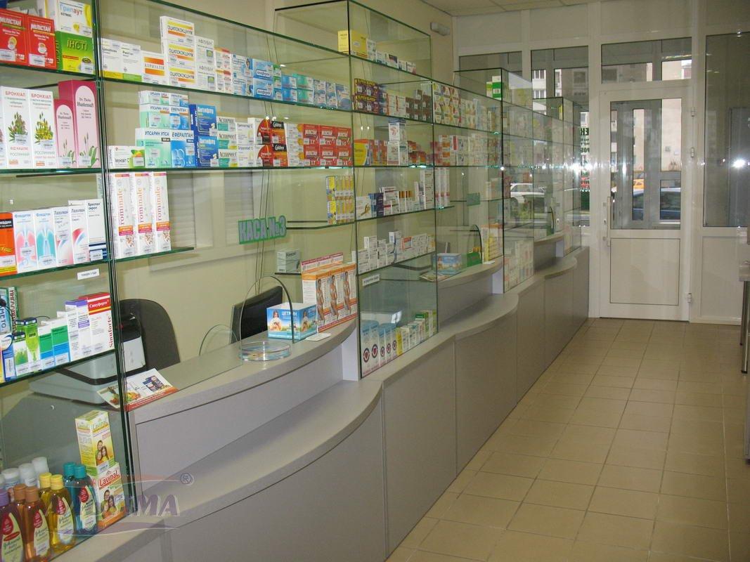 Как оформить интерьер для фармацевтической компании