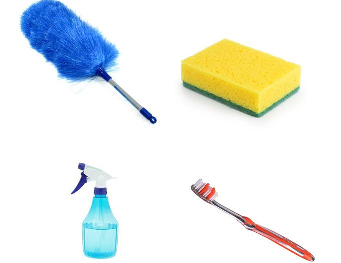Как почистить мебель в доме