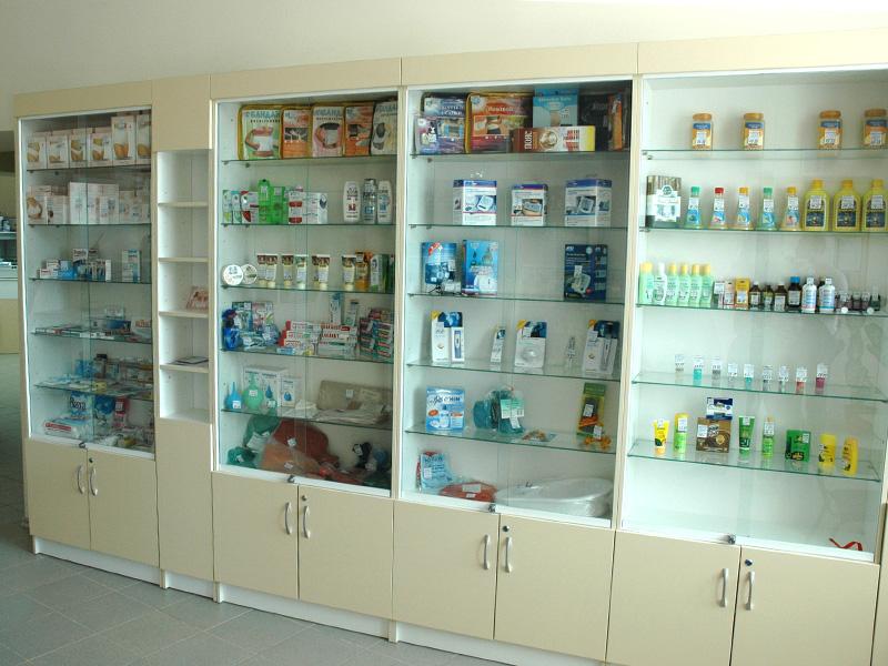 Как сделать аптеку удобной для торговли